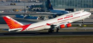 Air India now begins taxiing on its flight to make it private