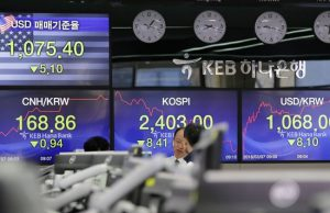 Asian Share Omission as Trade Battle Fears Nettles to Its Global Market There is a huge fear of a trade war between the United States and China that smites Asian shares again on Monday. It is keeping the safe auspices in near a 16-month peak as investors fretted over the fate of global growth. An unusual move has been taken by the E-Mini future to the S&P 500 leap 0.6 percent, early in the Asian hours. Before this, a Wall Street Journal reported the United States and China both have quietly started consort in order to improve U.S. access to Chinese markets. This is a big news started with the little consolation to the Asian shares which were in left curing their wounds. And another hand, when it comes to Japan's Nikkei, it was down to 0.6 percent after falling to in a near six-month trough at open. It was the Chinese shares that declined about 1 percent in early trade. This is all about the bilateral trade that made by the two countries and going on successful, a statement recorded by the Asian reporters. Japan has been slipped 0.2 percent for its fourth consecutive day in the red, after the MSCI's broadest index of Asia-Pacific shares to its outside of the market. Since late 2016 the index has been headed only just for its first quarterly but it was declined at that time as the risk of the trade at the top with the U.S rate rises. Thus, the demon of the trade war spooked to the investors who have enjoyed a multi-year bull run. Quite often there is an outperformance with Asia ex-Japan equity that is as a part of the function of faster growth and capital inflows. These both clearly at risk in a trade war. If just moving to the U.S. President Donald Trump, he has signed a memorandum on Friday that could impose tariffs on up to $60 billion of imports from China. It has the measures with a 30-day consultation period before they take effect of the trade. So the tariffs are on the top of additional duties on steel as well as aluminium on a number of the countries in which